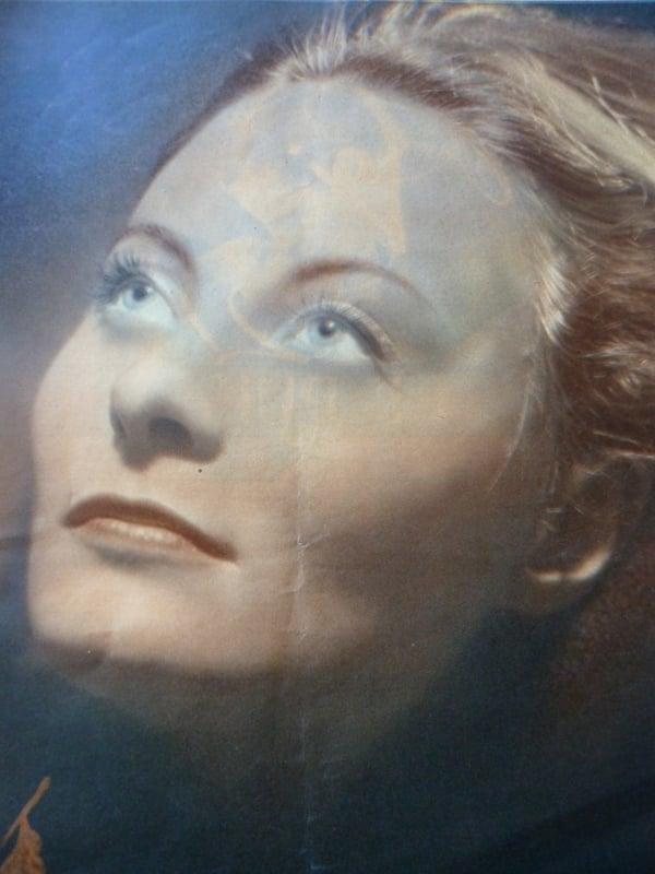 Michèle Morgan (Cinémonde - Pâques 1940)