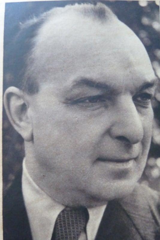 Pierre Renoir (Cinémonde - 09 avril 1936)
