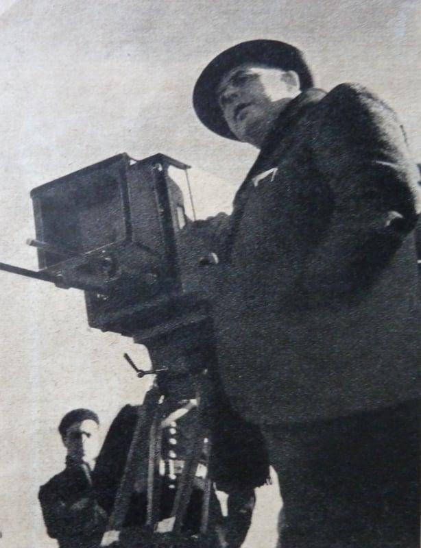 Jean Renoir (Cinémonde - 17 mai 1939)