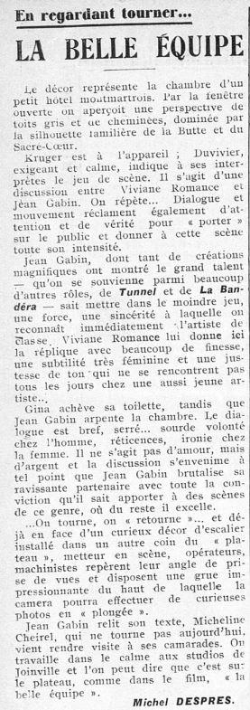 Bordeaux-Ciné 15.05.36