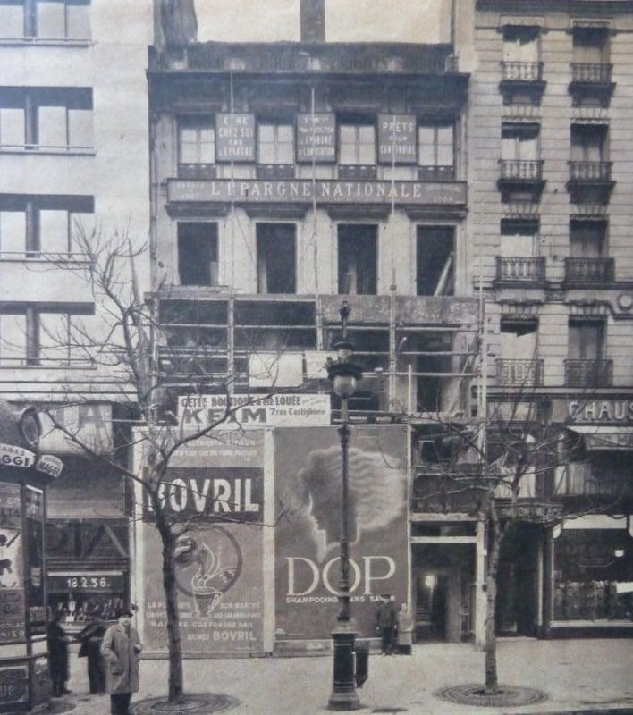 Le Helder dans Cinémonde (09 avril 1936)