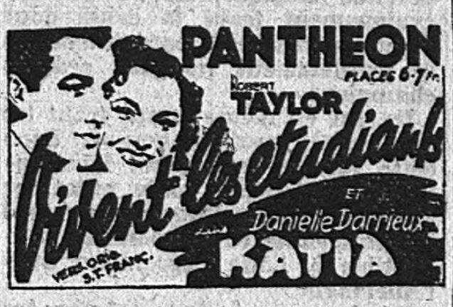 l'Intransigeant du 27 août 1939