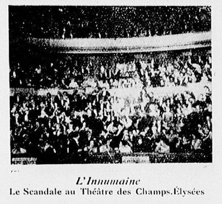 L'Inhumaine (La Rampe 30.11.24)