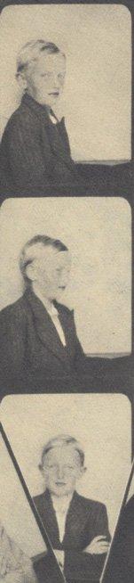 Ecole communale de Marcel Carné (Pour Vous 1939)