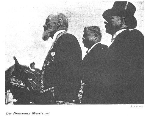 Les Nouveaux Messieurs de Jacques Feyder dans La Revue du Cinéma (1930)