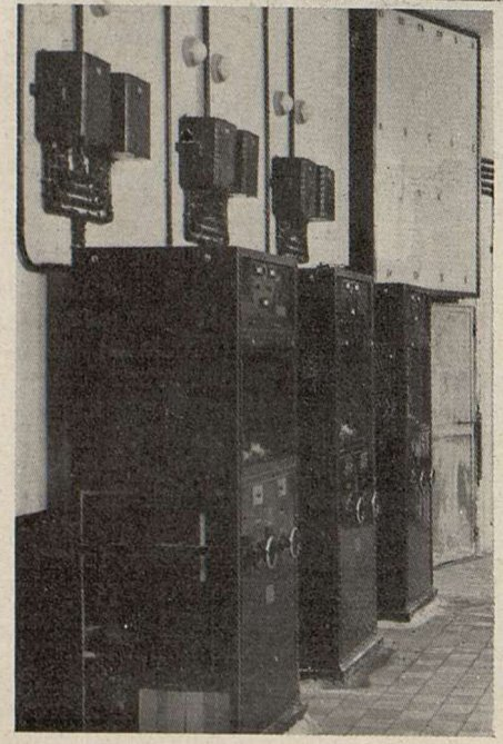 Les amplificateurs Radio-Cinéma à grande puissance du Gaumont-Palace