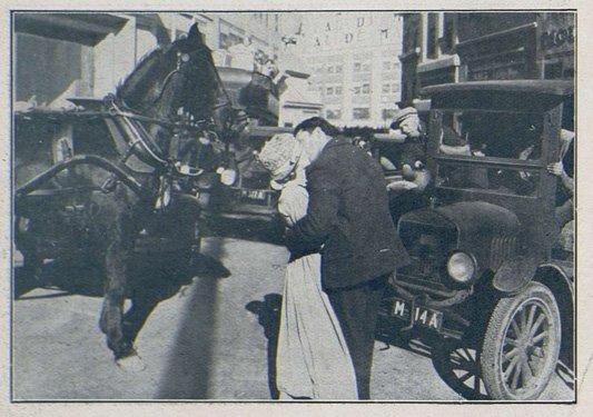 l'Aurore (Cinémagazine 1928)