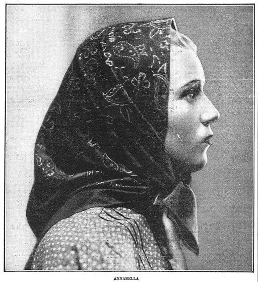 Annabella dans Marie, légende hongroise de Paul Fejos (Le Figaro, 01.01.1933)