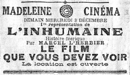 Le Temps (03 décembre 1924)