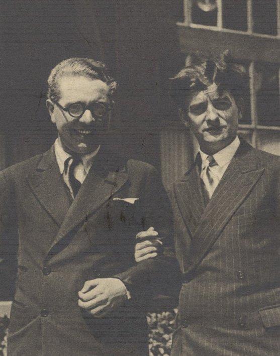Marcel Pagnol (Pour Vous 1931)