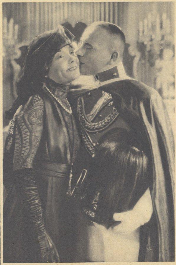 Eric von Stroheim dans Symphonie Nuptiale (Pour Vous 1935)