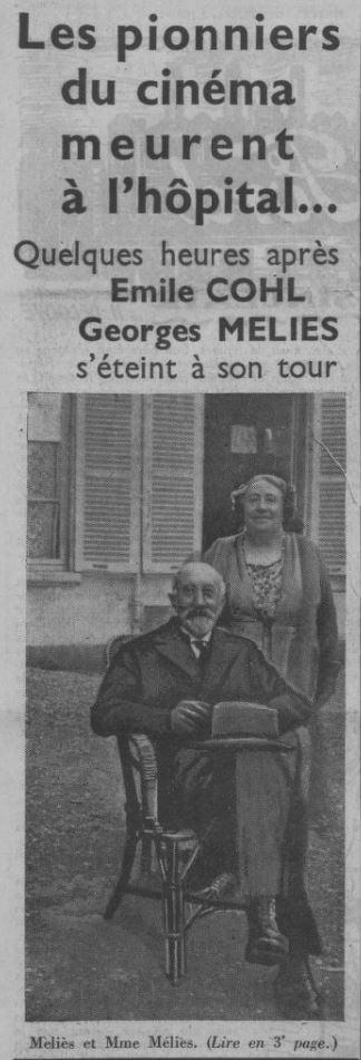 Ce Soir du 23 janvier 1938