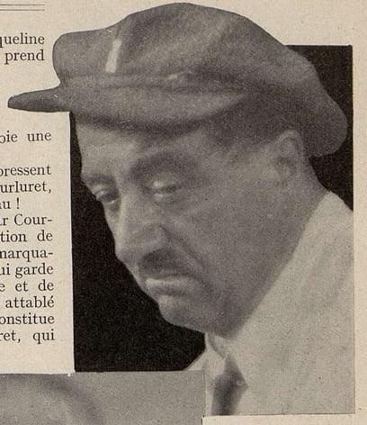 Raimu dans Marius (Cinémagazine 1932)