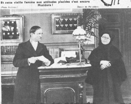 Musidora (Cinémagazine 1942)
