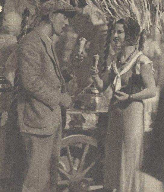 Pola Illery dans 14 Juillet (Pour Vous 1932)