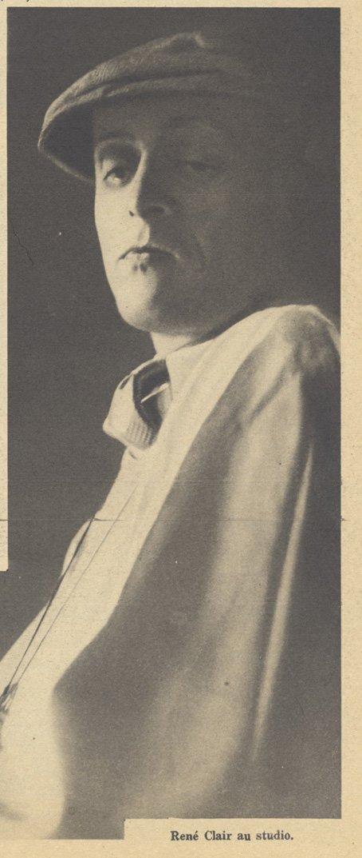 René Clair (Pour Vous 1932)