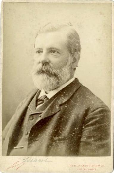 Étienne Marey par Nadar
