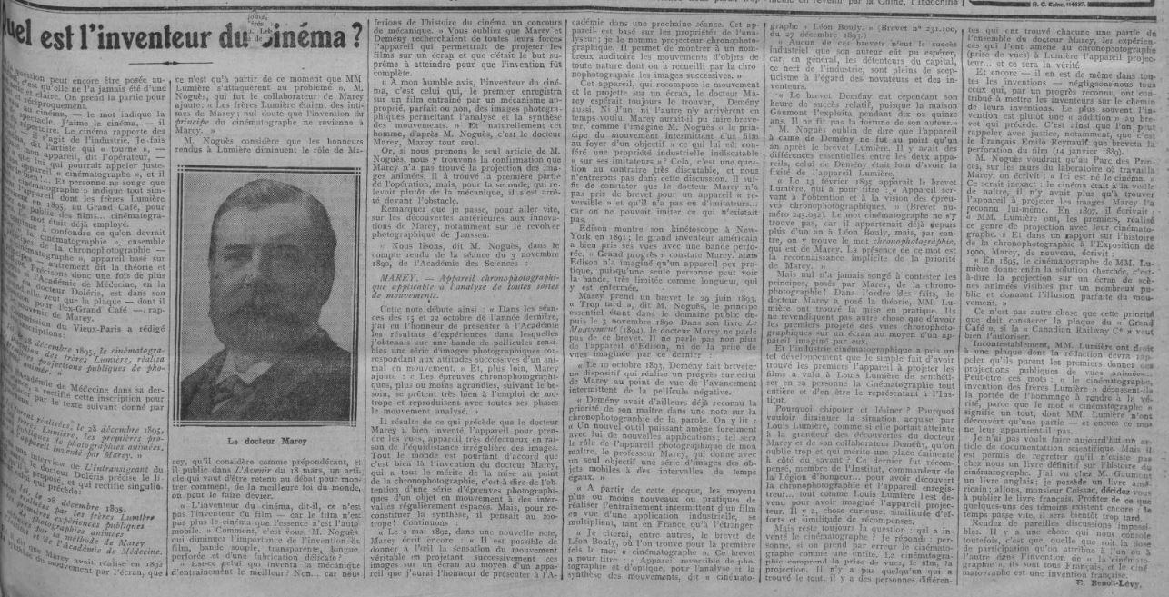 Comoedia du 23 mars 1924