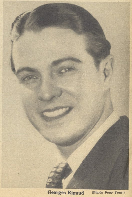 Georges Rigaud (Pour Vous 1933)