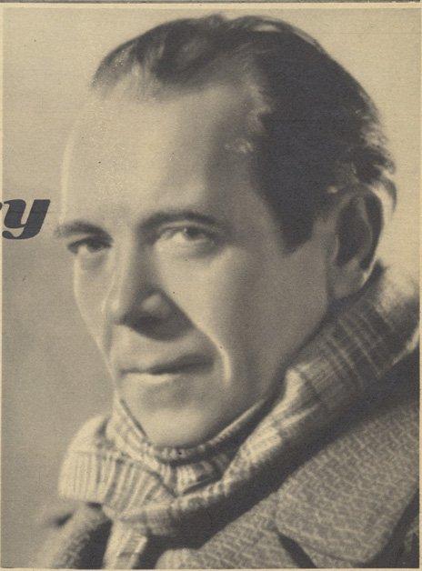 Pierre Larquey dans Pour Vous 1936