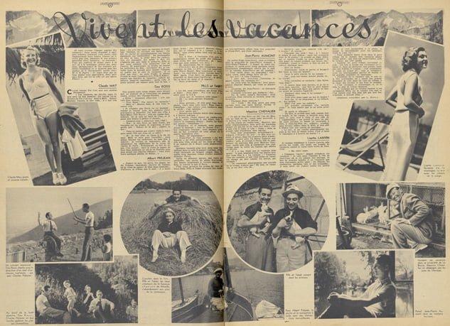 Pour Vous du 21 juillet 1936