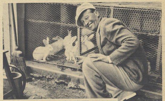 Maurice Chevalier (Pour Vous 1936)