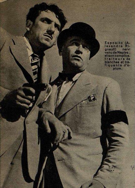 Alexandre Rignault (Cinémagazine avril 1935)