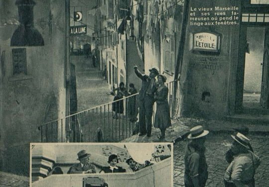Justin de Marseille (Cinémagazine 18 avril 1935)