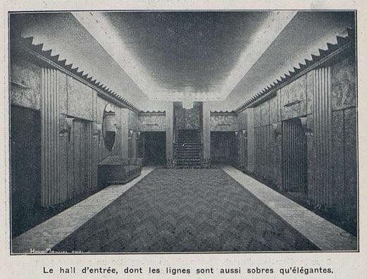 Cinémagazine du 09 décembre 1927