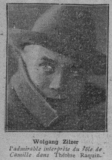 Comoedia 19 avril 1928
