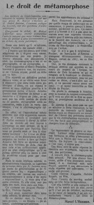 Comoedia 24 04 1928
