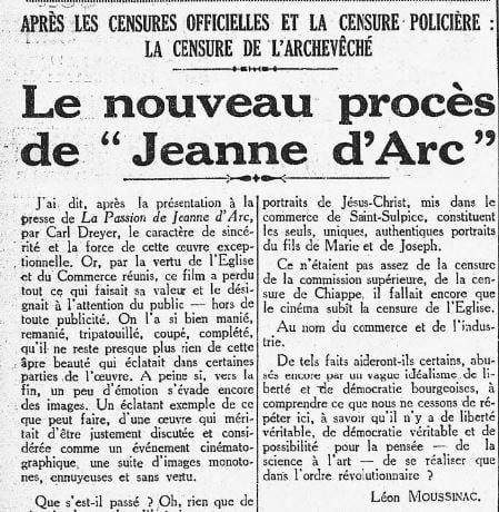 L'Humanite du 02.11.1928