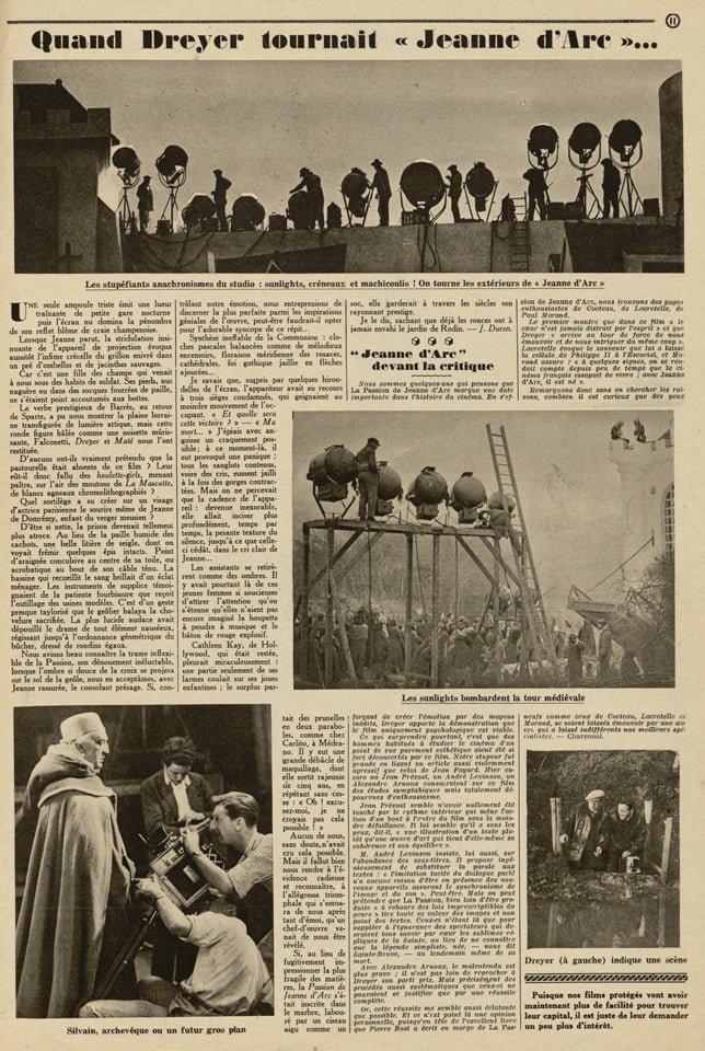 Pour Vous du 15 decembre 1928