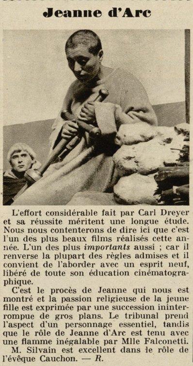 Pour Vous du 27.12.1928