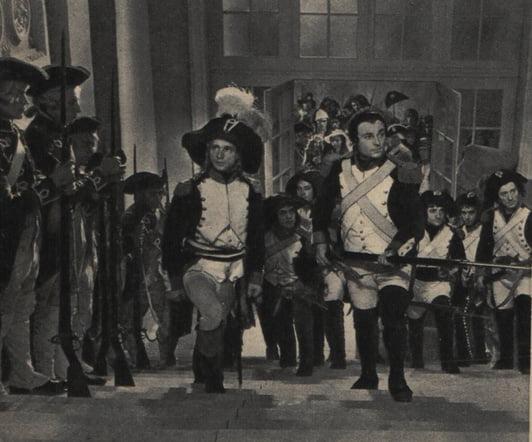 les Marseillais dans l'attaque des Tuileries (Regards 10.02.1938)