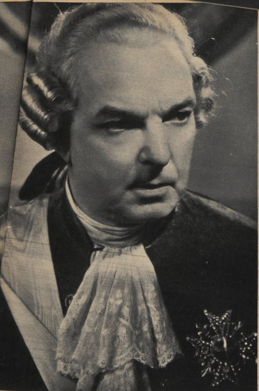 Pierre Renoir dans La Marseillaise de Jean Renoir (Regards 1938)