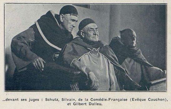 Cinémagazine du 15 juillet 1927