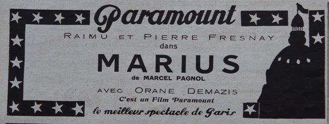 Cinémonde du 15 octobre 1931