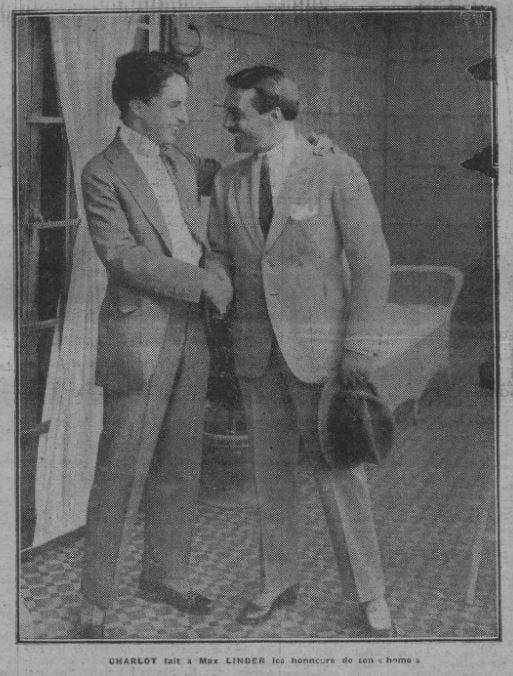 Comoedia du 02 février 1920