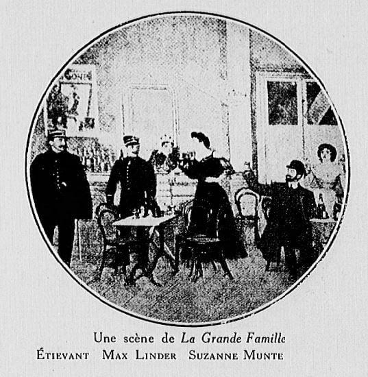 La Rampe daté du 15 novembre 1925