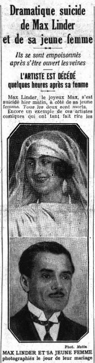 Le Matin du 01 novembre 1925