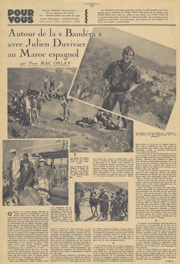 Pour Vous du 11.07.1935