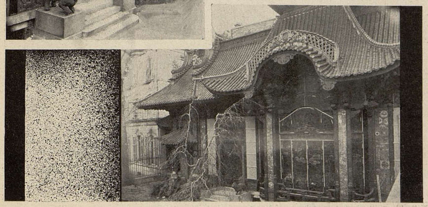 Cinémagazine de mars 1931