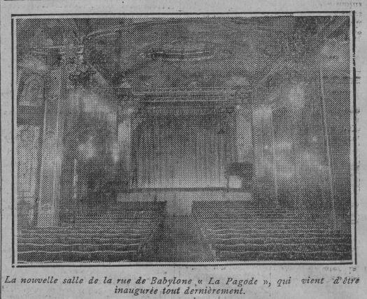 Comoedia du 15 mars 1931