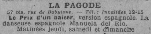 Comoedia du 16 mars 1931