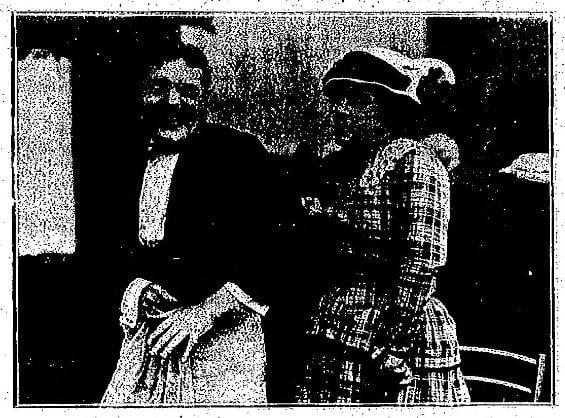 La Rampe du 19 octobre 1919