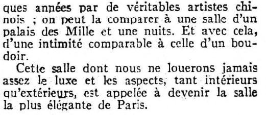 Le Figaro du 13 février 1931