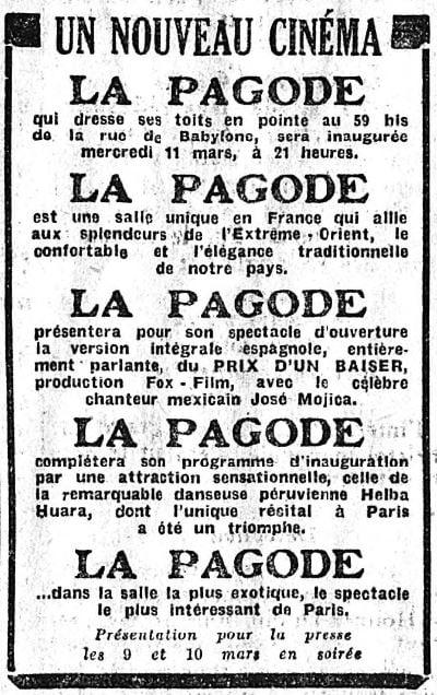 Le Matin du 07 mars 1931