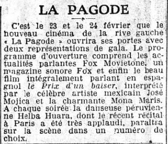 Le Matin du 20 février 1931