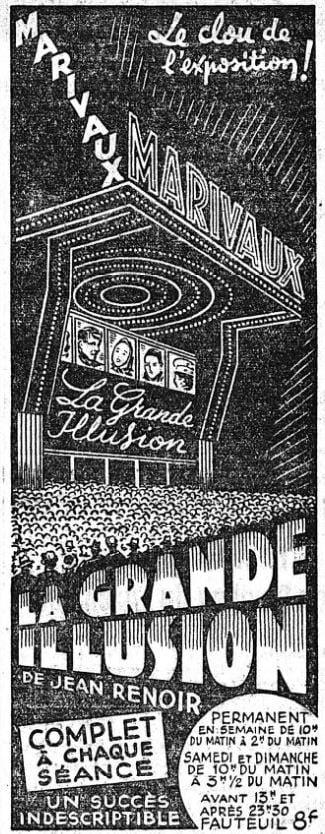 L'Intransigeant du 11 juin 1937